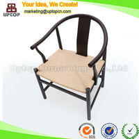 (SP-EC812) new arrival solid wood chair with arms