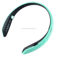 2015 newest fashion external wireless speaker stereo bluetooth headset
