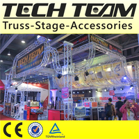 Roofing Truss system , used trade show booth