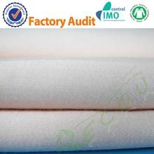 fashion jacquard plain bamboo/cotton fabric for napkin linen seting bamboo cotton mixed fabric waffle fabric