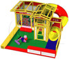 Childhood childrens indoor play equipment, kids plastic playhouse for sale