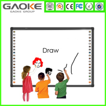 Touch screen Android electronic whiteboard with intelligent pen for kindergarten teaching aids education supplies