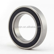 15*24*5mm stainless steel ball bearing 6802rs stainless