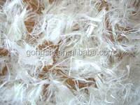 Synthetic fiber felt