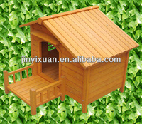 Chinese Fir Wood Dog House / Dog Kennel /Dog Cage