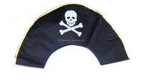 Nonwoven cheap pirate hat for kids