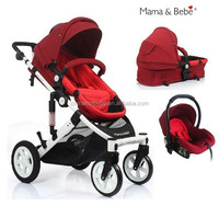 2015 New Baby Pram with Air Wheels