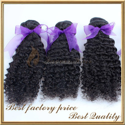 100% Virgin Hair From One Donor Brazilian Deep Wave Extension