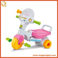 tricycle type ride on car toy with music for kids SP1496907C