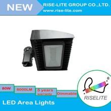 100w 120w 150w LED 80w street light daylight LED pole mounted lights