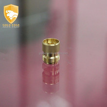 Precision CNC Machining & Turning Services Brass fittings brass rivet Turned connector