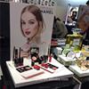 Newest design chanel cosmetic display rack, lipstick display stand, blusher display acrylic