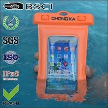 china suppliers waterproof pvc phone bags for mobile phone/pvc waterproof cell phone bags/pvc products waterproof phone bags