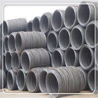 stainless sae 1008 carbon steel wire rod coil 3mm for welding rods