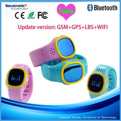 2015 New Arrival Kids GPS Watch Phone, Wrist Watch, GPS Tracking Device For Kids
