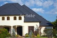 Nice quality black slate tile for roofing