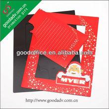 2014 Christmas promotion gift magnet photo frame