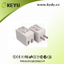high quality factory new private model 5v 2a mobile phone and tablet pc wall mounted power adapter with usb or sr output