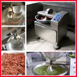 Factory price hot sale automatic meat bowl cutter