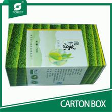 Tea paper box packaging box