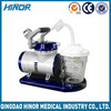 Designer promotional foot-operated diaphragm pump suction