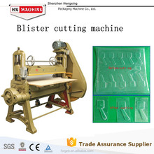 High Speed Plastic Die Cutting Machine for Plastic Sheet and Vacuum Forming Products