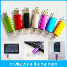 16GB OTG Micro USB Flash Drive Memory Stick Pen Disk For Android Phone/Tablet PC