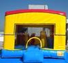 velcro art panel inflatable bouncer B2109