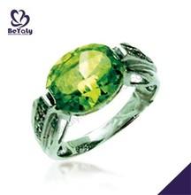 Venta al por mayor de joyería de plata hecha a mano con tonos verdes, Miami