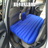 Free Shipping High Quality Oxford Fabric Inflatable Car Beds Camping Mattress