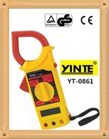 257G New product Clamp type digital multimeter with 9V battery
