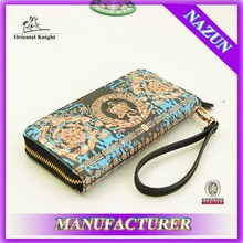 Factory price cheap designer ladies wallets from China