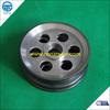 120-B high precision v belt pulley ,aluminum belt pulley