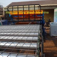 Steel Wire Mesh Fence Machine/Concrete Reinforcing Steel Wire Mesh Machine (15 Years' Professional Manufacturer)