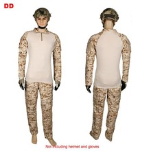 Made in China Hot sale Camouflage military uniform GZ34-0057