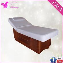 2015 New Design earthlite massage table treatment chair facial bed Korea Facial Table