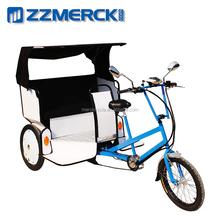 Electric Rental Taxi Bicycle Rickshaw