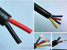 China supplier electric cable wire color code net working electrical cable