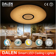 DL-C309TX 38W 566mm Star Sky Series dimmable & CCT LED Ceiling Light