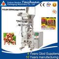 2014 venda quente saco plástico automática máquina de embalagem de amendoim preço adequado para pequenas de novos negócios