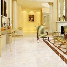 Rough Stone Yellows Polished Porcelain floor Tiles
