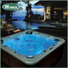 Usa design massage deluxe mixing sex balboa hydro outdoor hot tub