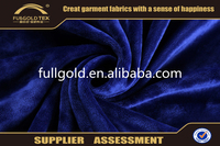 High Quality Dyeing Technology Flock Super Soft Velvet Sofa Fabric Or Upholstery