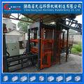 Maquina Bloquera Hidráulica maquina Fabricando block hueco