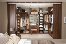 Modern design bedroom furniture wardrobe closet price