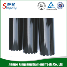 high quality diamond core drill bits for granite marble glass manufacture