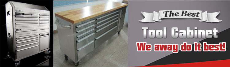 tool chest with drawers