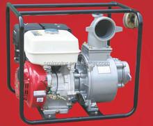 2015 small size gasoline engine water pump 1.5hp-4hp pump price