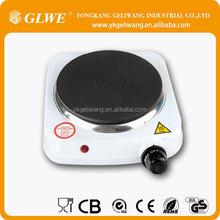 mini electronic Hot plate 1000W
