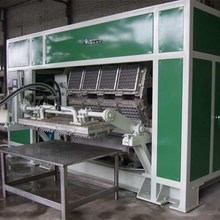 small egg tray machine and paper egg tray plant with nice egg tray making machine price